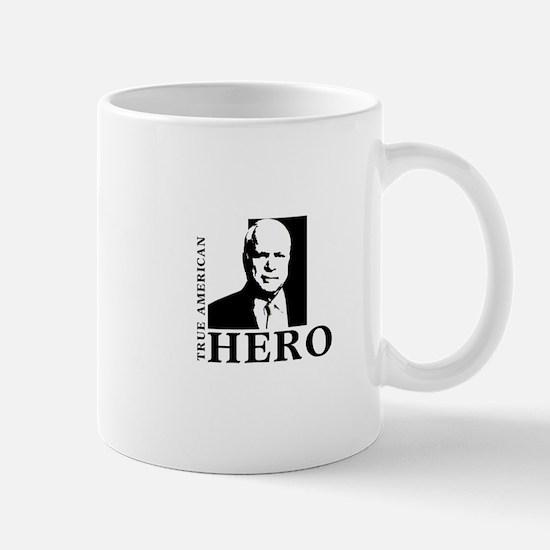 John McCain True American Hero Mug