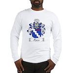 Marra Family Crest Long Sleeve T-Shirt