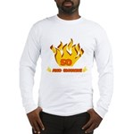 50 Years Old And Smokin' Long Sleeve T-Shirt