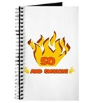 50 Years Old And Smokin' Journal