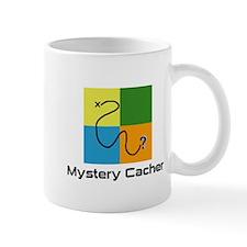 Mystery Cacher Mug