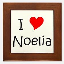 Noelia Framed Tile