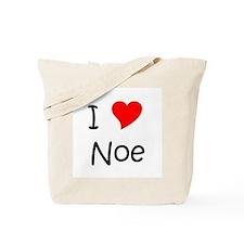 Cute I love noe Tote Bag