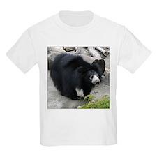 Sloth Bear Kids T-Shirt