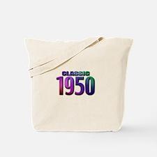 Classic 1950 Tote Bag