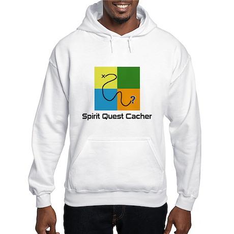 Spirit Quest Cacher Hooded Sweatshirt