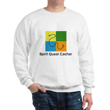 Spirit Quest Cacher Sweatshirt