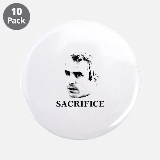 "John McCain Sacrifice 3.5"" Button (10 pack)"