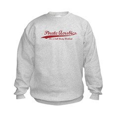 Pirate Aerobics Sweatshirt