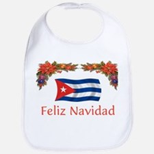 Cuba Feliz Navidad 2 Bib