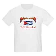 Cuba Feliz Navidad 2 T-Shirt