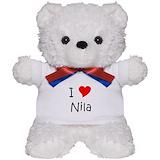 I love heart nila Toys