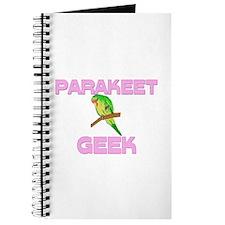 Parakeet Geek Journal
