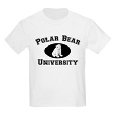 Polar Bear University T-Shirt