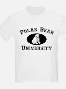 Polar Bear University T-Shirt