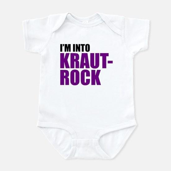 Krautrock Infant Bodysuit