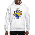 Marzolo Family Crest Hooded Sweatshirt
