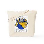 Marzolo Family Crest Tote Bag