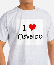 Unique Osvaldo T-Shirt