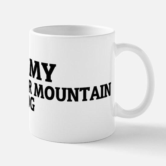 I Love My Entlebucher Mountai Mug