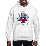 Masi Family Crest Hooded Sweatshirt