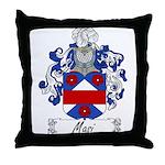 Masi Family Crest Throw Pillow