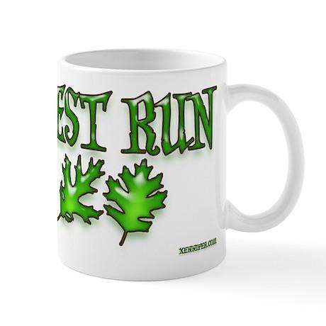 Run Forest Run! Mug