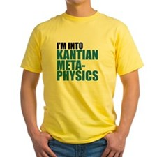 Kantian Metaphysics T