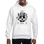 Mastini Family Crest Hooded Sweatshirt