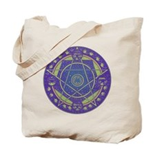 Hands of the Pentacle Tote Bag