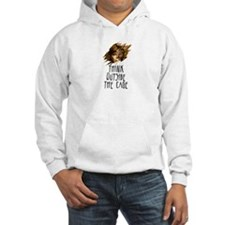Think Outside The Cage - Hoodie