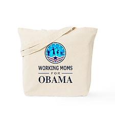 Working Moms Obama Tote Bag