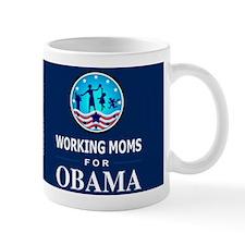 Working Moms Dark Mug