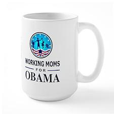 Working Moms Obama Mug