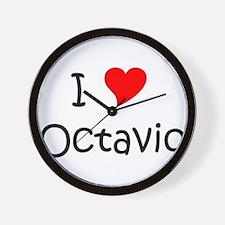 Unique Octavio Wall Clock