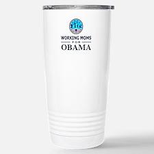 Working Moms Obama Stainless Steel Travel Mug