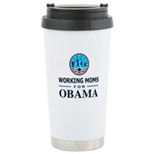 Working Moms Obama Travel Mug