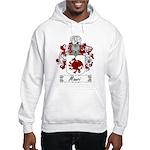 Mauri Family Crest Hooded Sweatshirt