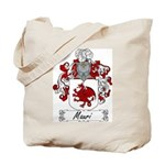 Mauri Family Crest Tote Bag