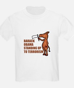 Anti-Obama War On Terror T-Shirt