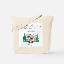 TOP Mountain Biking Tote Bag