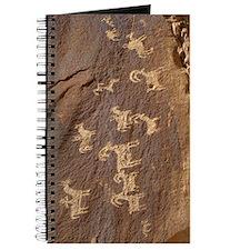 Ute Petroglyphs - Journal