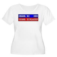 Obama-Biden : Osama Bin Laden T-Shirt