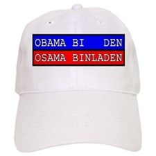 Obama-Biden : Osama Bin Laden Baseball Cap