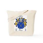 Mazza Family Crest Tote Bag