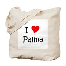 Cute Palma Tote Bag