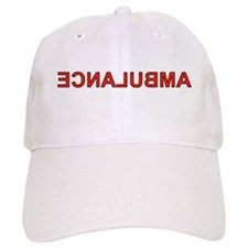 Mirror Ambulance Baseball Cap