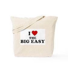 I Love [Heart] the Big Easy Tote Bag