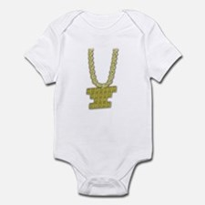 Hip-Hop Headz for Obama Infant Bodysuit