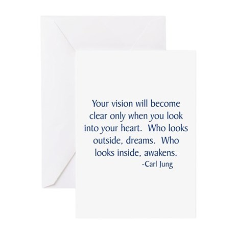 Jung Greeting Cards (Pk of 10)